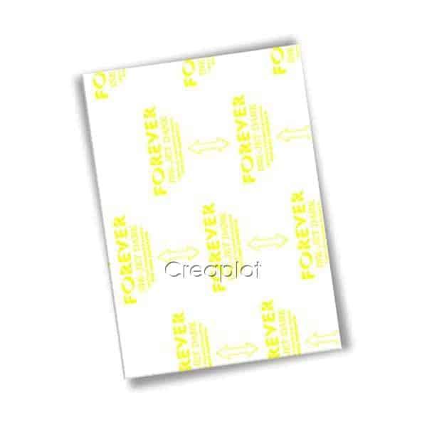 Texielfolie voor inkjetprinters