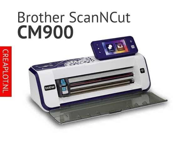 Nieuw de Brother ScanNCut CM900