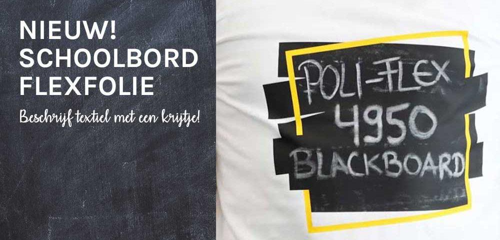 Maak van jouw kleding een schoolbord. te beschrijven met krijtjes!