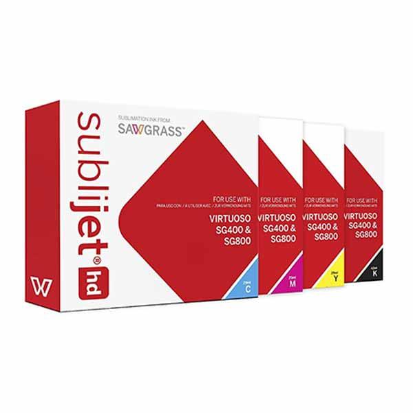 Sublimatie inkt voor de Virtuose SG400 sublimatie printer
