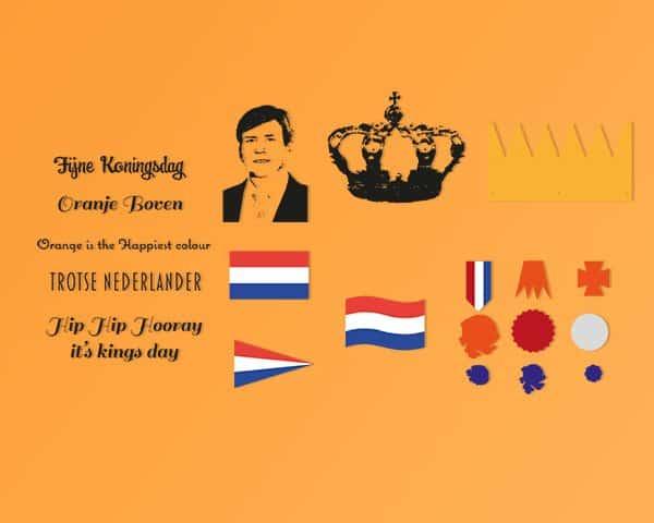 Koningsdag-banner