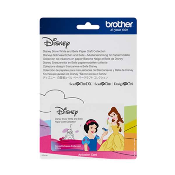 CADSNP06-Accessoires-ScanNCut---Disney-Collectie-6---Sneeuwwitje-en-Belle