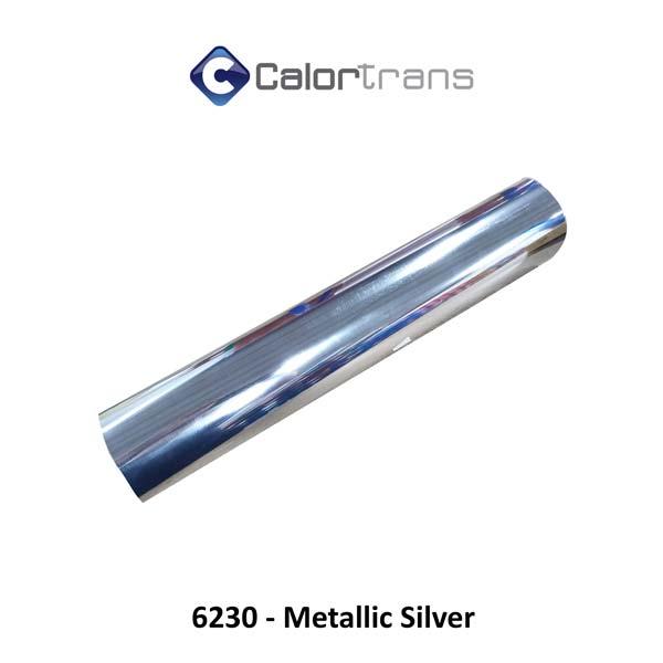 Calortrans spiegel textielfolie zilver