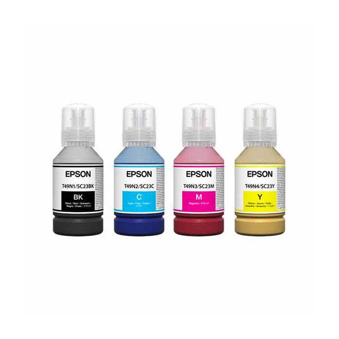 Sublimatie inkt voor de Epson SC-F100 en SC-F500