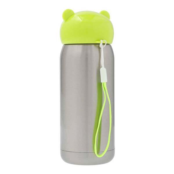 RVS drinkfles groen