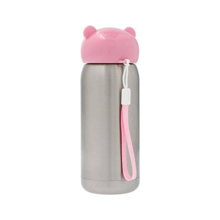 RVS drinkfles Roze