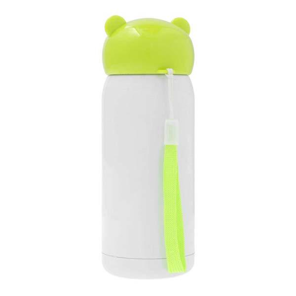 Wit-sublimatie-drinkfles-groen