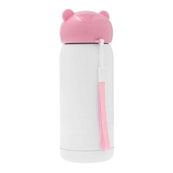 Wit-sublimatie-drinkfles-roze