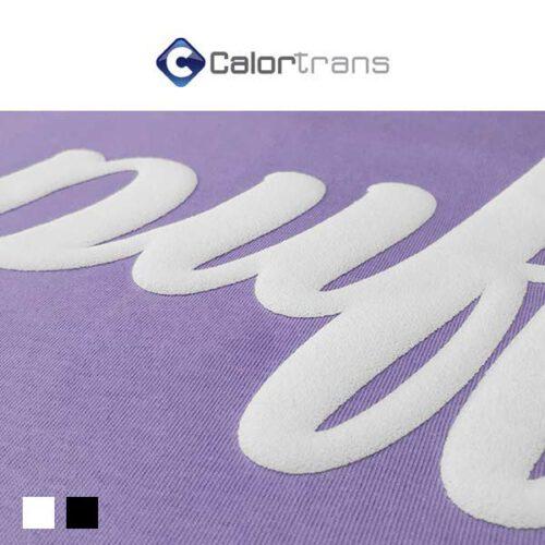 Puff flex van calortrans wit