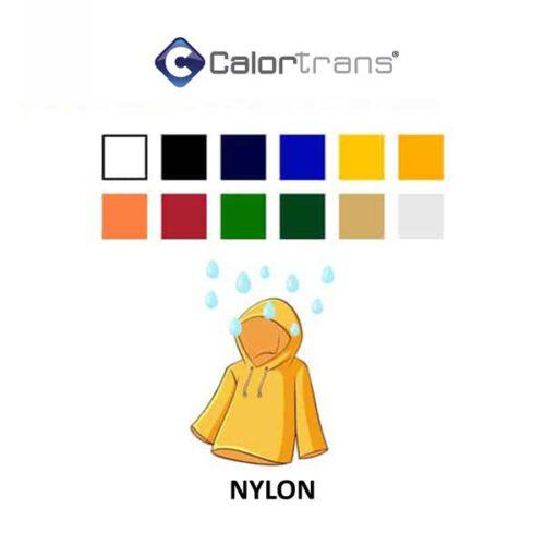 Nylon flex voor waterafstotende of geïmpregneerde materialen zoals regenjassen