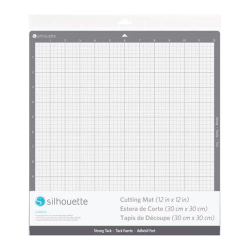 Sterk plakkende snijmat voor Silhouette cameo snijplotters 30x30cm 12 inch