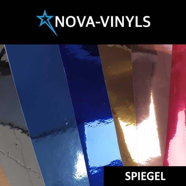 Nova vinyl spiegel stickerfolie